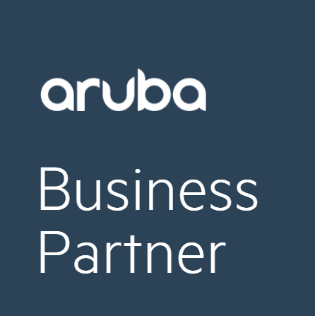 HPE Logo Aruba